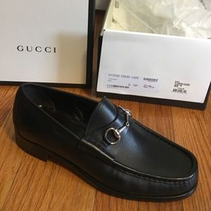Gucci Black Men's Loafers